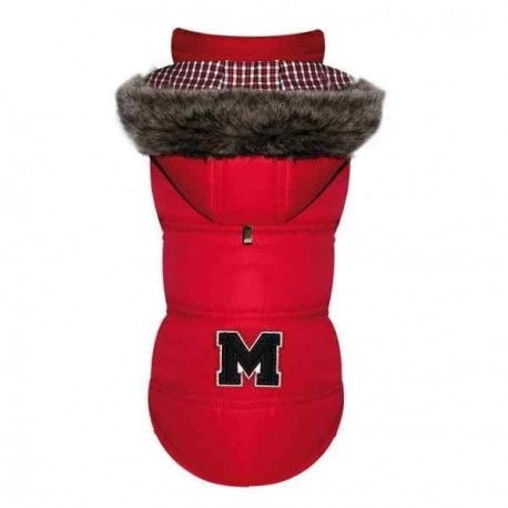 Manteau pour chien WHISTLER Red